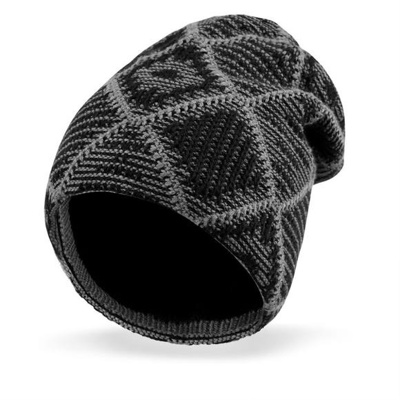 51caf7040dd Beanie Hat Knit Hat Winter Skull Wool Hat